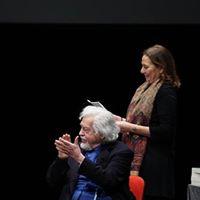 Premiazione Glauco Mauri e Sabina Vannucchi
