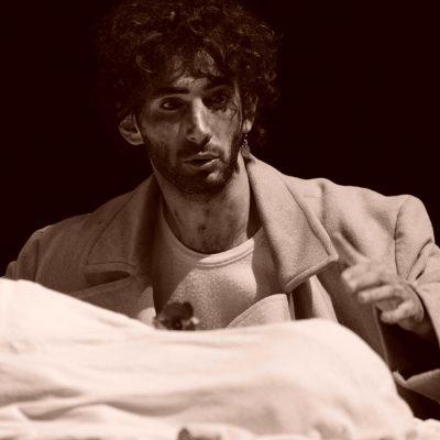 Matteo Palazzo -Premio Luigi Vannucchi 2017 - Premio del pubblico -