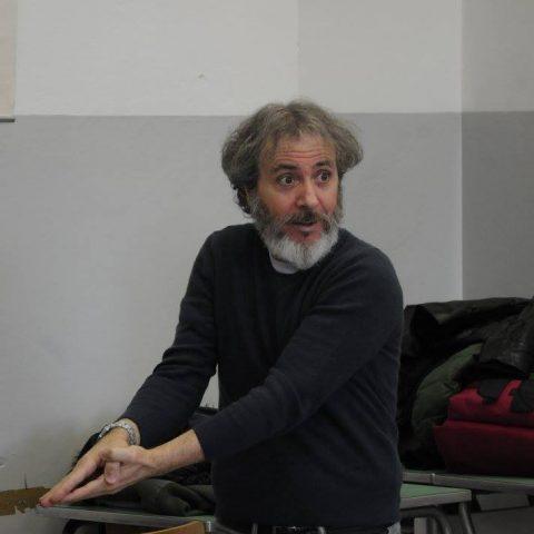 Sergio Danzi a scuola